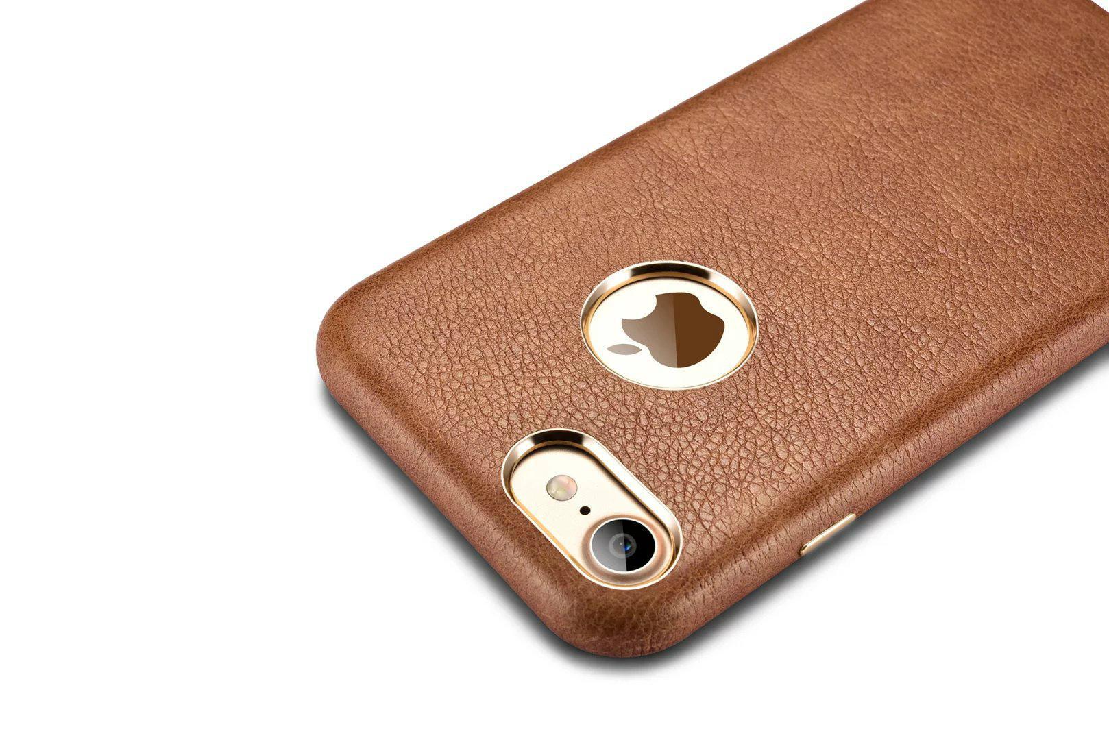 Xoomz iPhone 7 PU Leather Back Case 13