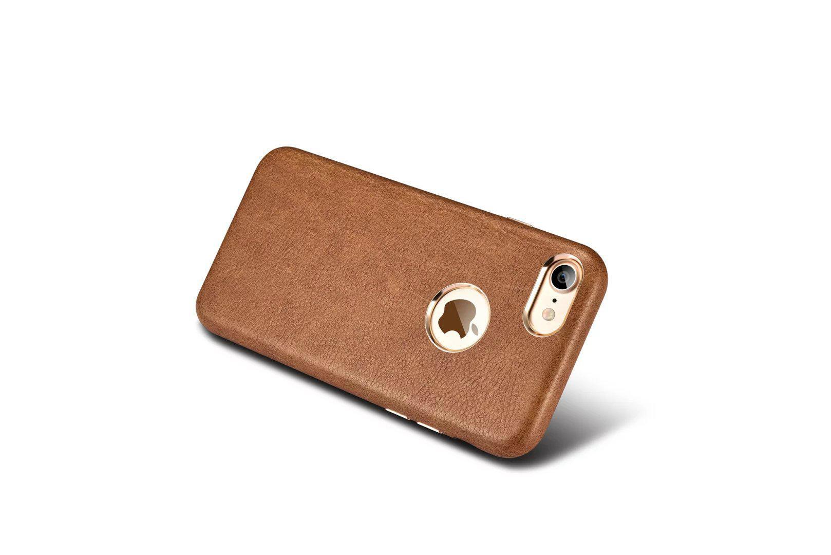 Xoomz iPhone 7 PU Leather Back Case 10
