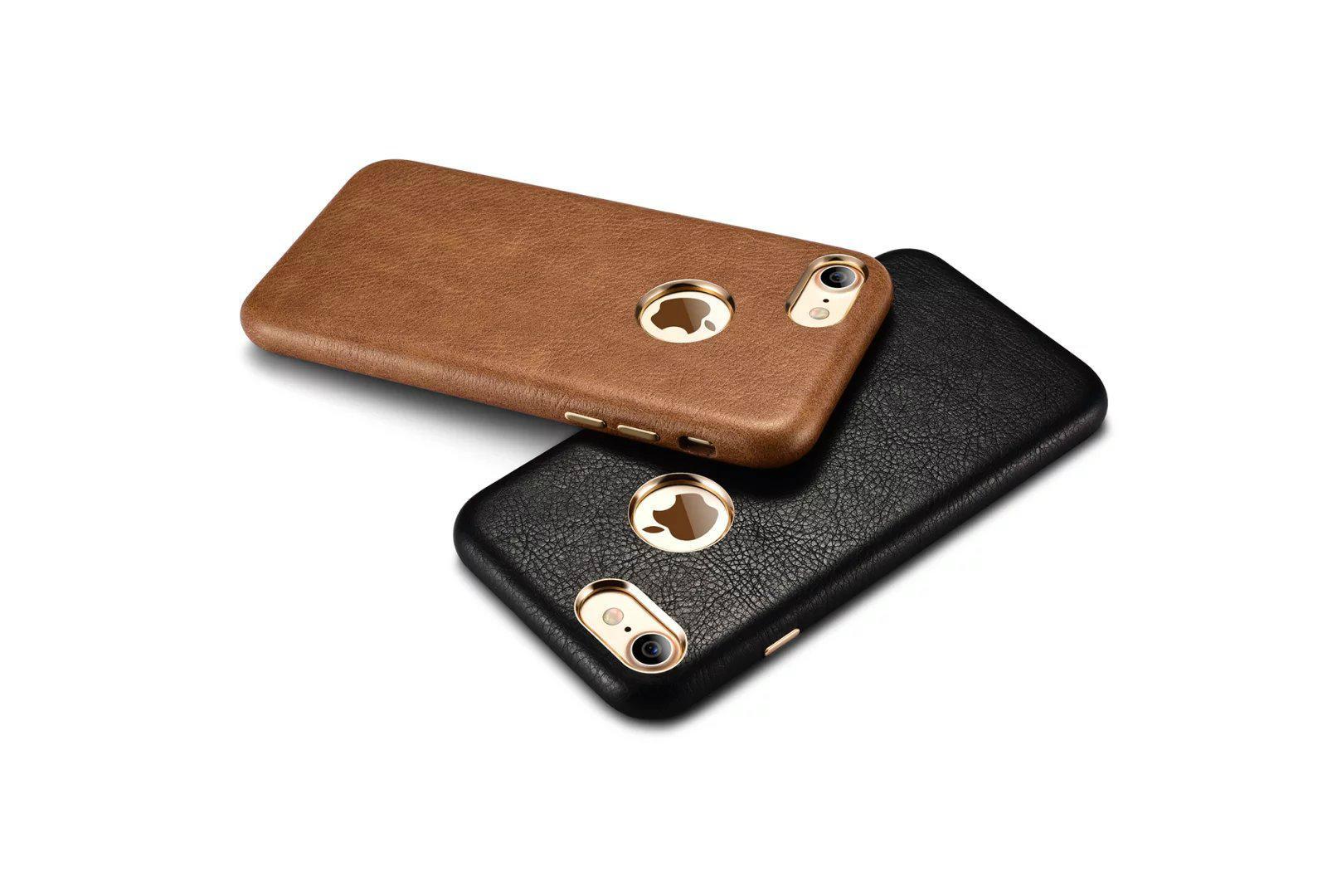 Xoomz iPhone 7 PU Leather Back Case 19
