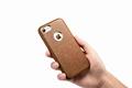 Xoomz iPhone 7 PU Leather Back Case 12