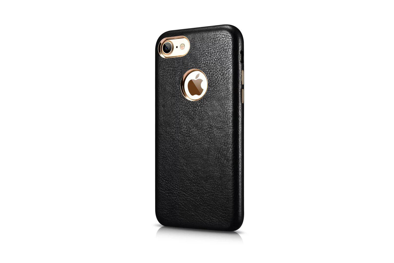 Xoomz iPhone 7 PU Leather Back Case 6
