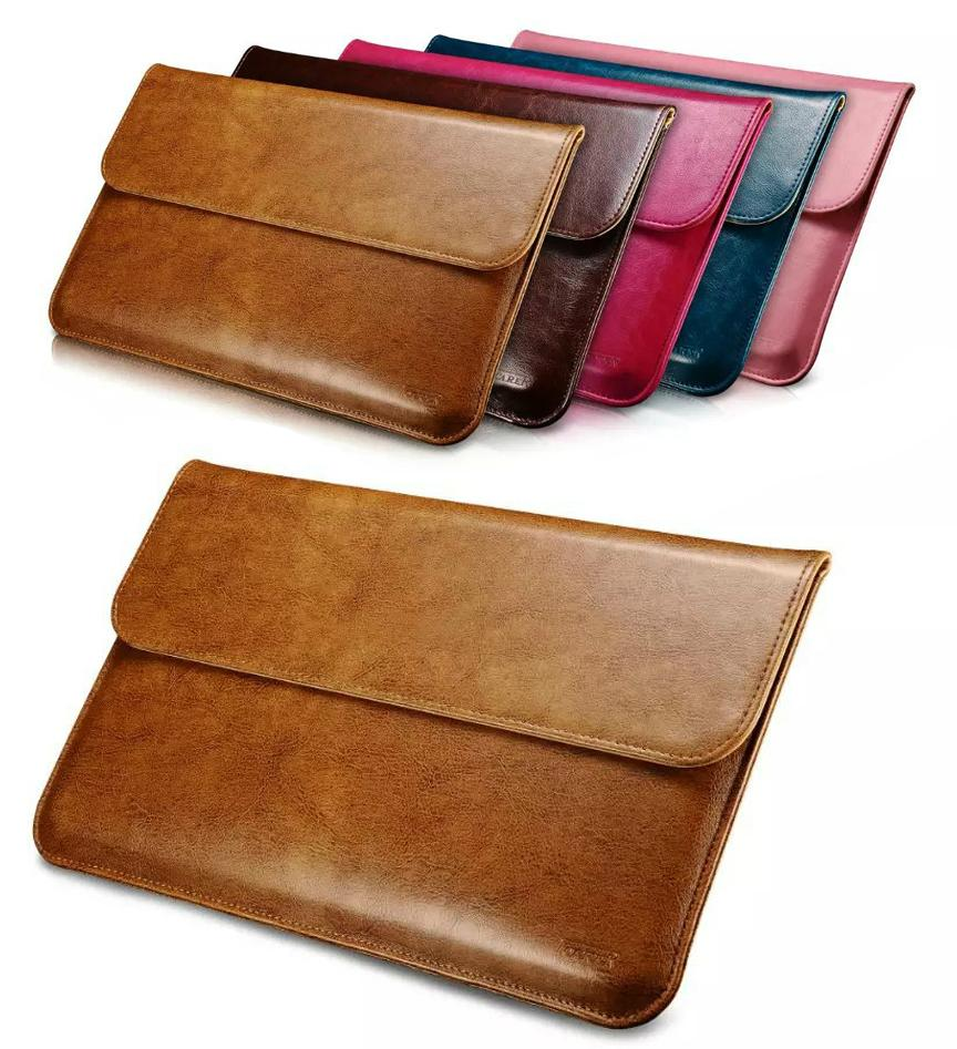 iCarer Genuine Leather Series Sleeve Bag For Apple Macbook Air 1