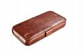 2017 iCarer iPhone SE/5S/5 Vintage Wallet Case with Two Credit Cards Slot Design 7
