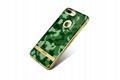 Xoomz iPhone 7 Plus Camouflage Pattern 3D Electroplating TPU Back Case 11