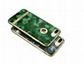 Xoomz iPhone 7 Plus Camouflage Pattern 3D Electroplating TPU Back Case 17