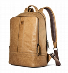 iCarer Shenzhou Real Leather Backpack