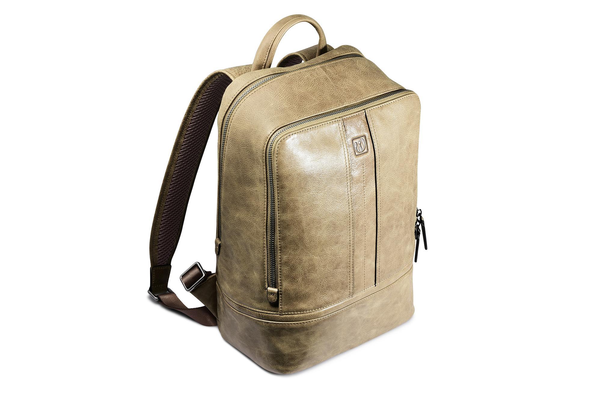 iCarer Shenzhou Real Leather Backpack 6