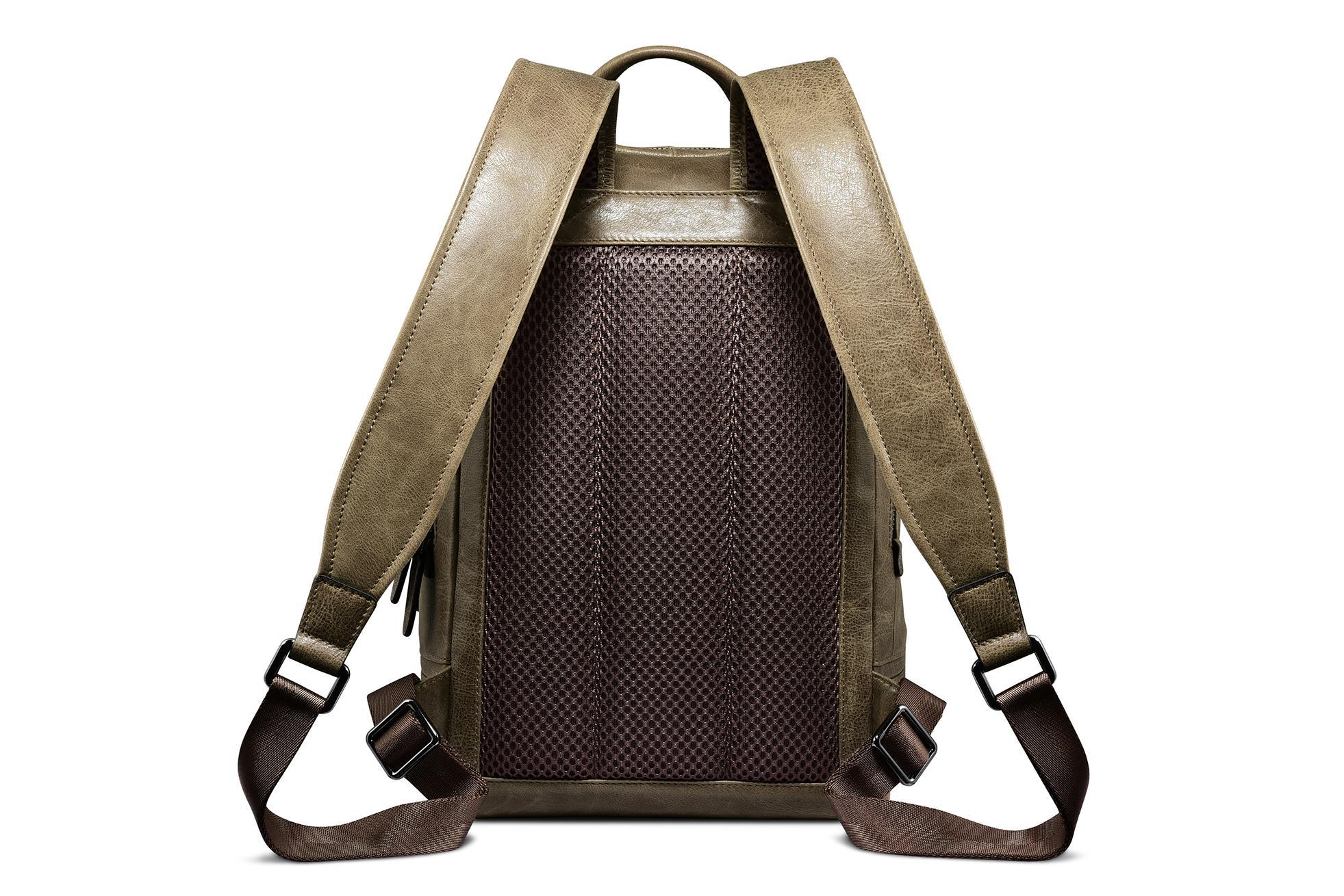 iCarer Shenzhou Real Leather Backpack 4