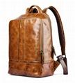 iCarer Vintage Oil Wax Real Leather