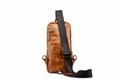 iCarer Vintage Oil Wax Real Leather Cross Body Bag 5