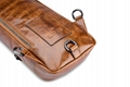 iCarer Vintage Oil Wax Real Leather Cross Body Bag 16