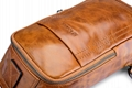 iCarer Vintage Oil Wax Real Leather Cross Body Bag 14