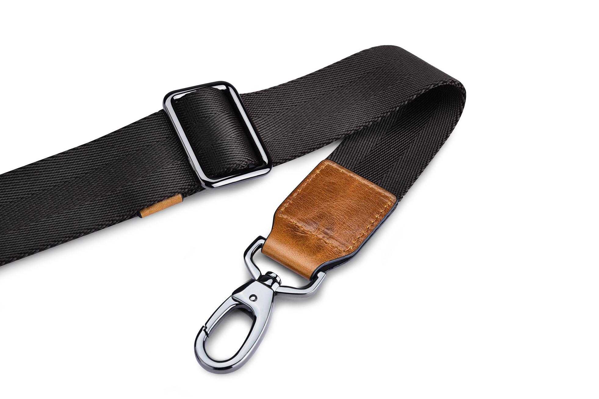 iCarer Vintage Oil Wax Real Leather Cross Body Bag 19