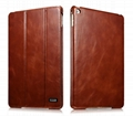 iCarer iPad Mini 4 Case folding Vintage