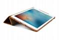 iCarer iPad Pro 9.7 inch Oil Wax Vintage Genuine Leather Folio Case 12