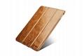 iCarer iPad Pro 9.7 inch Oil Wax Vintage Genuine Leather Folio Case 4