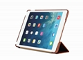 iCarer iPad Air 2/ iPad 6 Vintage Series Genuine Leather Stand Case Cover 14