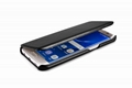 iCarer Samsung Galaxy S7 Edge Luxury Series Side Open Genuine Leather Case 9