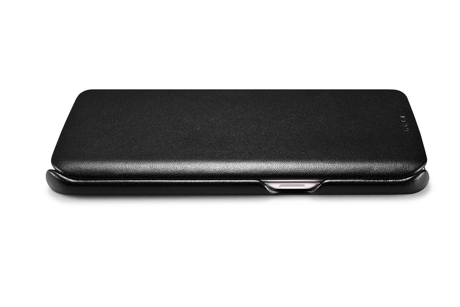 iCarer Samsung Galaxy S7 Edge Luxury Series Side Open Genuine Leather Case 10