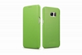 iCarer Samsung Galaxy S7 Edge Luxury Series Side Open Genuine Leather Case 6