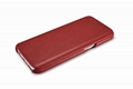 iCarer Samsung Galaxy S7 Edge Luxury Series Side Open Genuine Leather Case 13