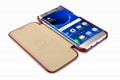 iCarer Samsung Galaxy S7 Edge Luxury Series Side Open Genuine Leather Case 16
