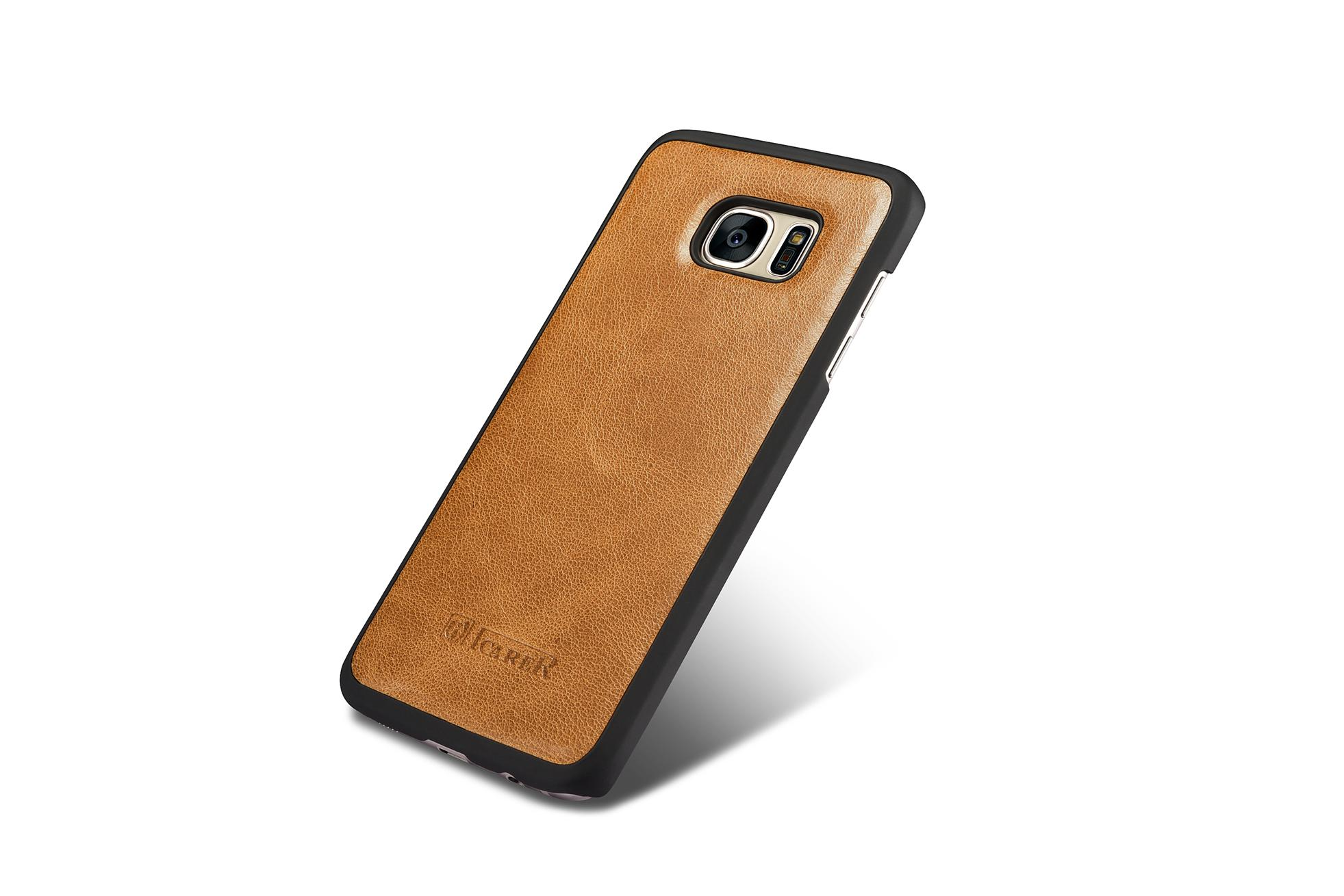 iCarer Samsung Galaxy S7 Edge Leather Detachable 2 in 1 Wallet Folio Case 9