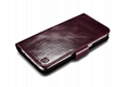iCarer Samsung Galaxy S7 Edge Leather Detachable 2 in 1 Wallet Folio Case 16