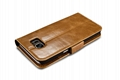 iCarer Samsung Galaxy S7 Edge Leather Detachable 2 in 1 Wallet Folio Case 6