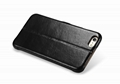 iCarer iPhone 6S Plus Side open Vintage Series Genuine Leather Wallet Stand Case 19