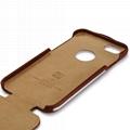 iCarer iPhone 6/6S Metal Warrior Vintage Series Magnetic Flip Leather Case 17