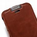 iCarer iPhone 6/6S Metal Warrior Vintage Series Magnetic Flip Leather Case 11