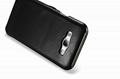 iCarer Samsung Galaxy A8 Case Vintage Series Open Side Genuine Leather Case 11