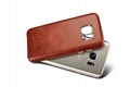 iCarer Samsung Galaxy S7 Vintage Back Cover Series Genuine Leather Case 9