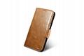 iCarer Samsung Galaxy S7 Silmarillion Leather Detachable 2in1 Wallet Folio Case 10