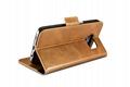 iCarer Samsung Galaxy S7 Silmarillion Leather Detachable 2in1 Wallet Folio Case 15