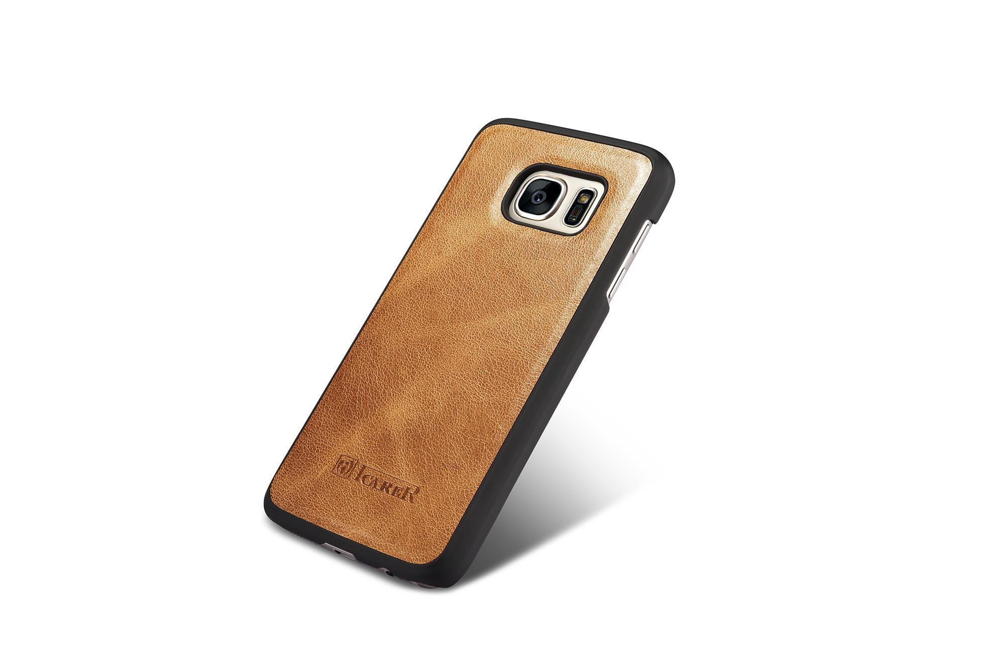 iCarer Samsung Galaxy S7 Silmarillion Leather Detachable 2in1 Wallet Folio Case 17