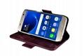iCarer Samsung Galaxy S7 Silmarillion Leather Detachable 2in1 Wallet Folio Case 8