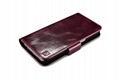 iCarer Samsung Galaxy S7 Silmarillion Leather Detachable 2in1 Wallet Folio Case 2
