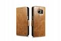 iCarer Samsung Galaxy S7 Silmarillion Leather Detachable 2in1 Wallet Folio Case 20