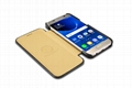 iCarer Samsung Galaxy S7 Embossed Crocodile Genuine Leather Folio Case 8