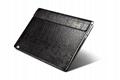 iCarer Surface Book Embossed Crocodile Genuine Leather Detachable Flip Case 3
