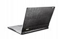 iCarer Surface Book Embossed Crocodile Genuine Leather Detachable Flip Case 6