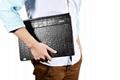 iCarer Surface Book Embossed Crocodile Genuine Leather Detachable Flip Case 2