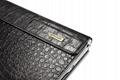 iCarer Surface Book Embossed Crocodile Genuine Leather Detachable Flip Case 18