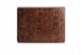 iCarer Surface Book Oil Wax Vintage Genuine Leather Detachable Flip Case 17