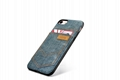 Xoomz iPhone 7 Jeans Pocket PU Back Cover 9