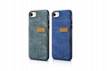 Xoomz iPhone 7 Jeans Pocket PU Back Cover 20