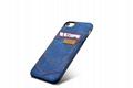 Xoomz iPhone 7 Jeans Pocket PU Back Cover 8