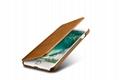 Xoomz iPhone 7 Silmarillion Leather Side Open Case 2